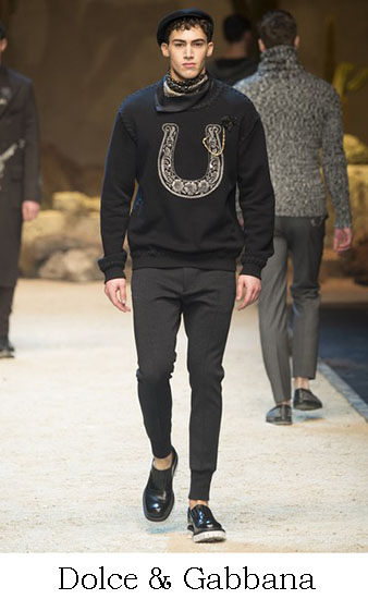 Dolce Gabbana Autunno Inverno 2016 2017 Uomo Look 10