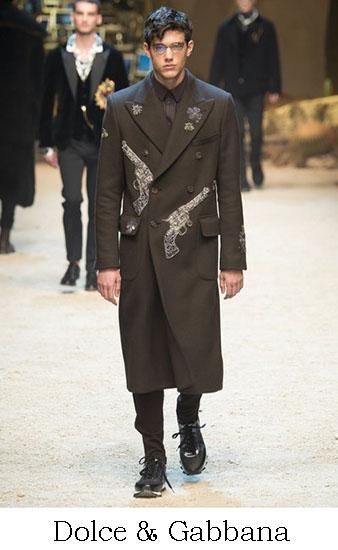 Dolce Gabbana Autunno Inverno 2016 2017 Uomo Look 11