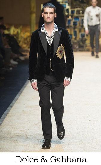 Dolce Gabbana Autunno Inverno 2016 2017 Uomo Look 12