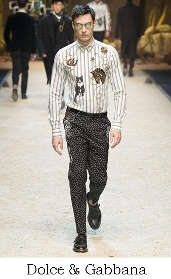Dolce Gabbana Autunno Inverno 2016 2017 Uomo Look 13