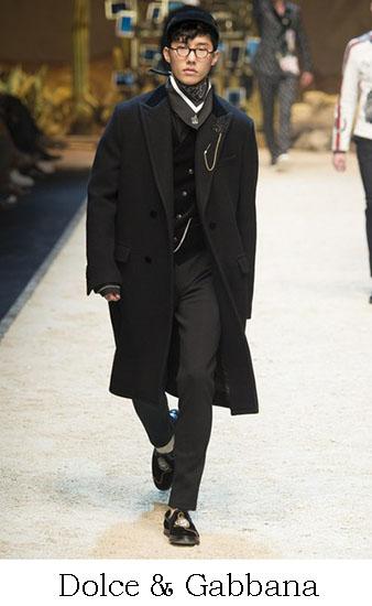 Dolce Gabbana Autunno Inverno 2016 2017 Uomo Look 14