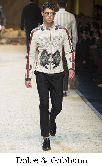 Dolce Gabbana Autunno Inverno 2016 2017 Uomo Look 15