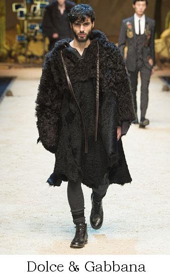 Dolce Gabbana Autunno Inverno 2016 2017 Uomo Look 2