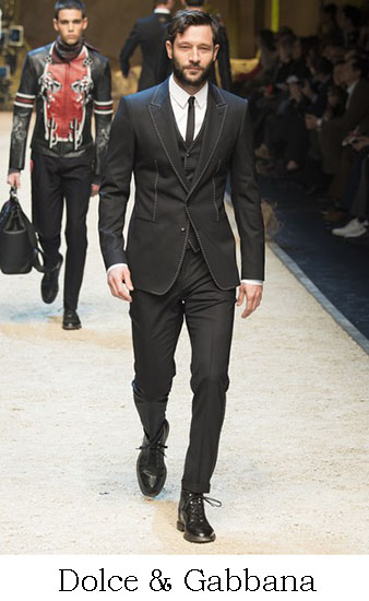 Dolce Gabbana Autunno Inverno 2016 2017 Uomo Look 21
