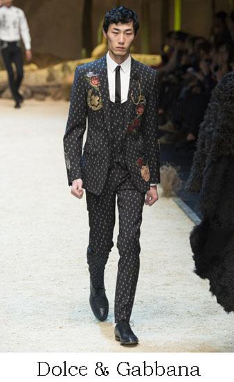 Dolce Gabbana Autunno Inverno 2016 2017 Uomo Look 3