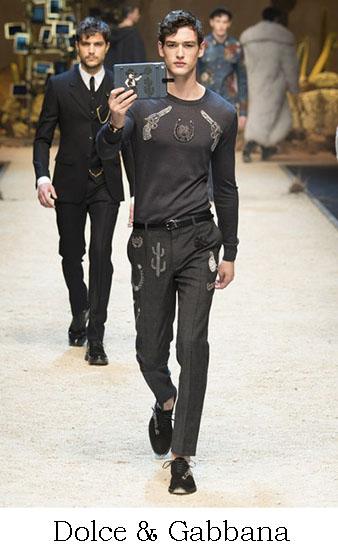 Dolce Gabbana Autunno Inverno 2016 2017 Uomo Look 31