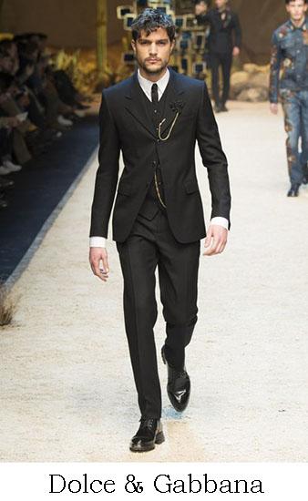 Dolce Gabbana Autunno Inverno 2016 2017 Uomo Look 32