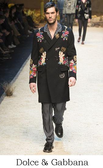 Dolce Gabbana Autunno Inverno 2016 2017 Uomo Look 36