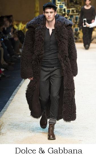 Dolce Gabbana Autunno Inverno 2016 2017 Uomo Look 4