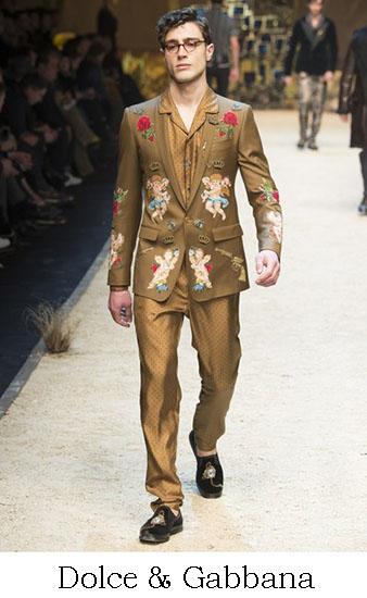 Dolce Gabbana Autunno Inverno 2016 2017 Uomo Look 42