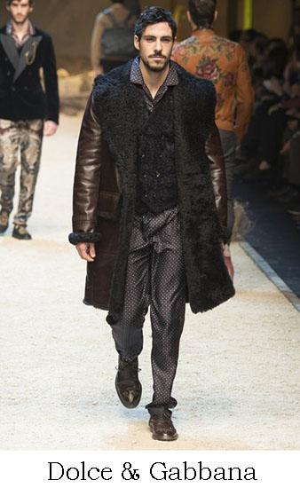 Dolce Gabbana Autunno Inverno 2016 2017 Uomo Look 43