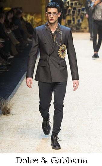 Dolce Gabbana Autunno Inverno 2016 2017 Uomo Look 46