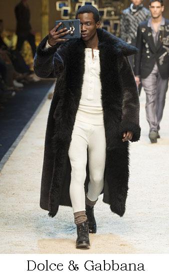 Dolce Gabbana Autunno Inverno 2016 2017 Uomo Look 49