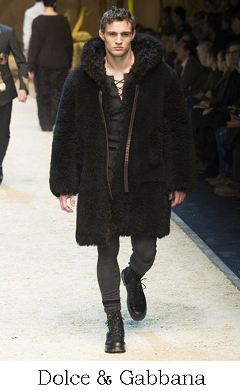 Dolce Gabbana Autunno Inverno 2016 2017 Uomo Look 5