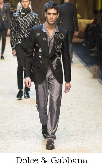 Dolce Gabbana Autunno Inverno 2016 2017 Uomo Look 50