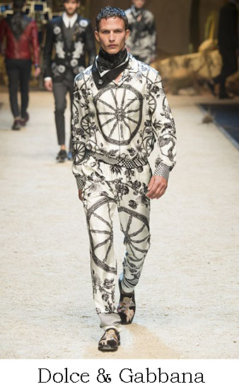Dolce Gabbana Autunno Inverno 2016 2017 Uomo Look 55