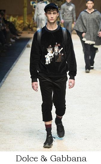 Dolce Gabbana Autunno Inverno 2016 2017 Uomo Look 7