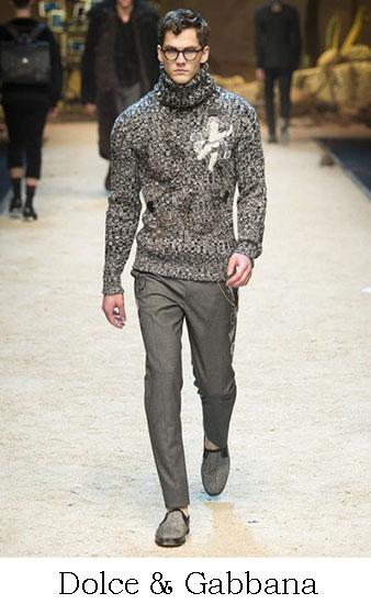 Dolce Gabbana Autunno Inverno 2016 2017 Uomo Look 8