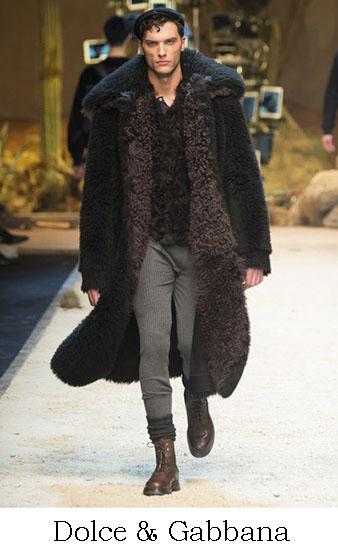 Dolce Gabbana Autunno Inverno 2016 2017 Uomo Look 9