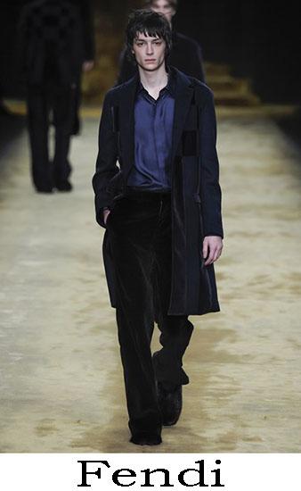 Fendi Autunno Inverno 2016 2017 Moda Uomo Look 51