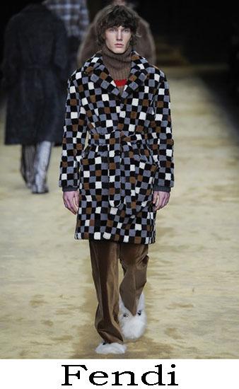 Fendi Autunno Inverno 2016 2017 Moda Uomo Look 7