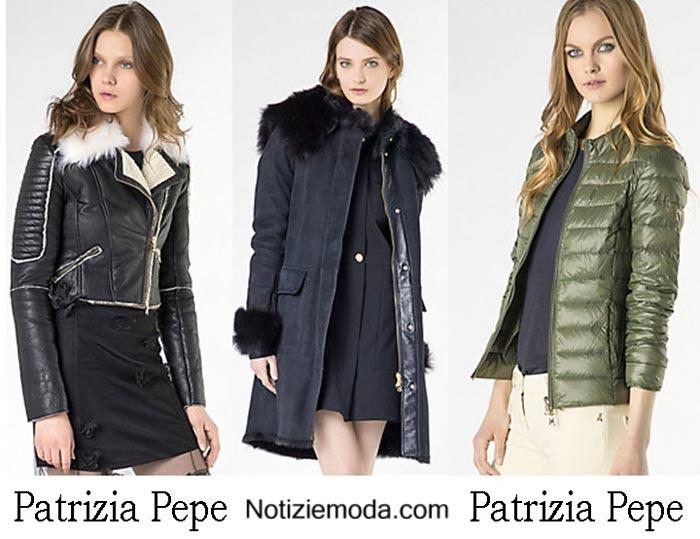 newest 15d1b a9430 Giubbotti Patrizia Pepe autunno inverno 2016 2017 donna
