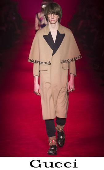 Gucci Autunno Inverno 2016 2017 Moda Uomo Look 10