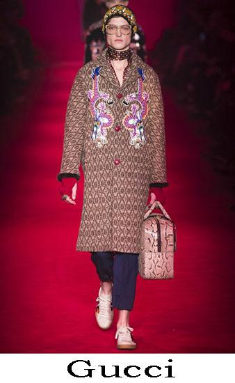 Gucci Autunno Inverno 2016 2017 Moda Uomo Look 11