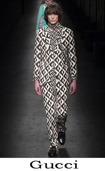 Gucci Autunno Inverno 2016 2017 Moda Uomo Look 13