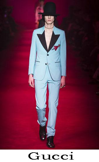 Gucci Autunno Inverno 2016 2017 Moda Uomo Look 15