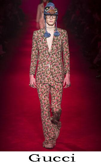 Gucci Autunno Inverno 2016 2017 Moda Uomo Look 18