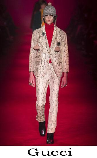 Gucci Autunno Inverno 2016 2017 Moda Uomo Look 19