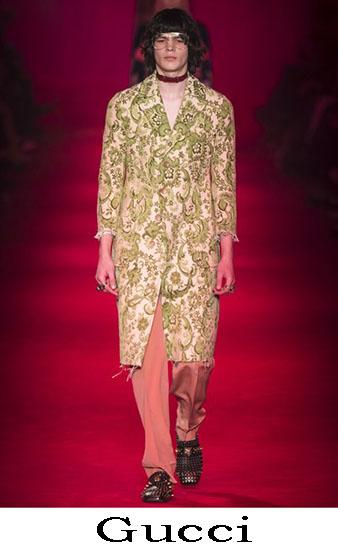 Gucci Autunno Inverno 2016 2017 Moda Uomo Look 2