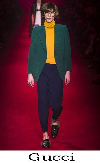 Gucci Autunno Inverno 2016 2017 Moda Uomo Look 20