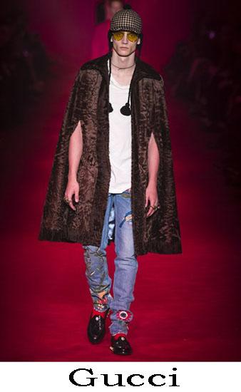 Gucci Autunno Inverno 2016 2017 Moda Uomo Look 21