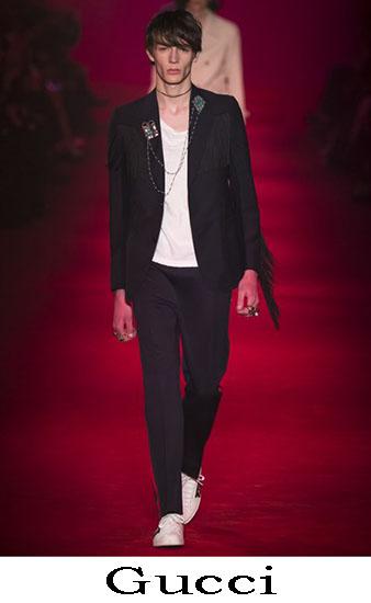Gucci Autunno Inverno 2016 2017 Moda Uomo Look 23