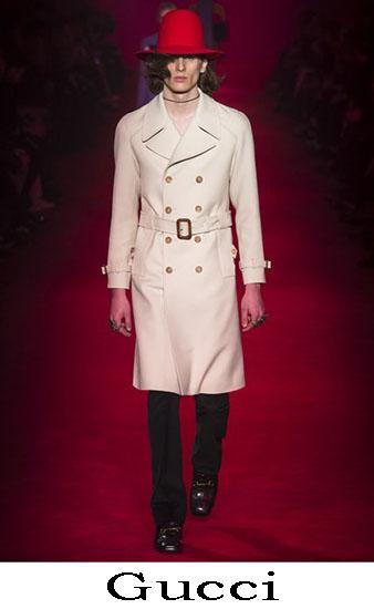 Gucci Autunno Inverno 2016 2017 Moda Uomo Look 24
