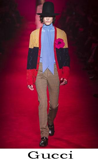 Gucci Autunno Inverno 2016 2017 Moda Uomo Look 25