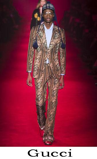 Gucci Autunno Inverno 2016 2017 Moda Uomo Look 26