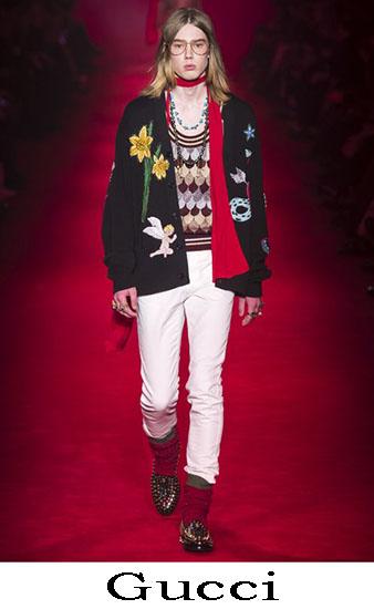 Gucci Autunno Inverno 2016 2017 Moda Uomo Look 27