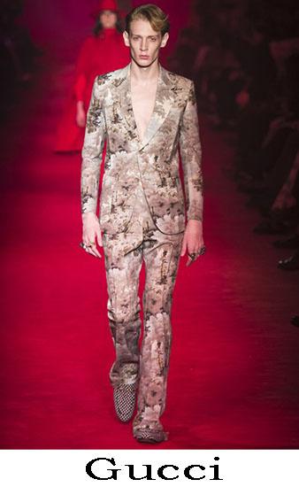 Gucci Autunno Inverno 2016 2017 Moda Uomo Look 28