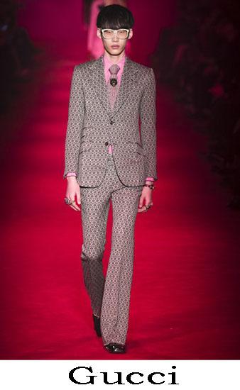Gucci Autunno Inverno 2016 2017 Moda Uomo Look 29