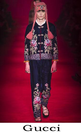 Gucci Autunno Inverno 2016 2017 Moda Uomo Look 3