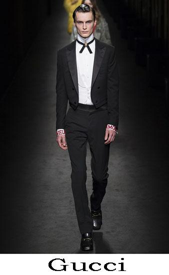 Gucci Autunno Inverno 2016 2017 Moda Uomo Look 30