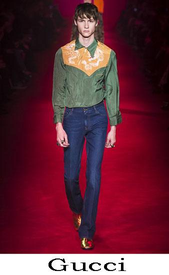 Gucci Autunno Inverno 2016 2017 Moda Uomo Look 32