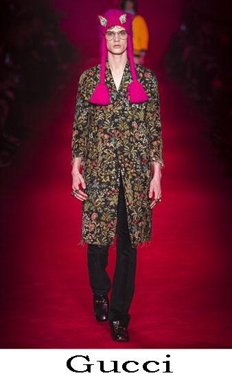 Gucci Autunno Inverno 2016 2017 Moda Uomo Look 33