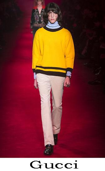 Gucci Autunno Inverno 2016 2017 Moda Uomo Look 34