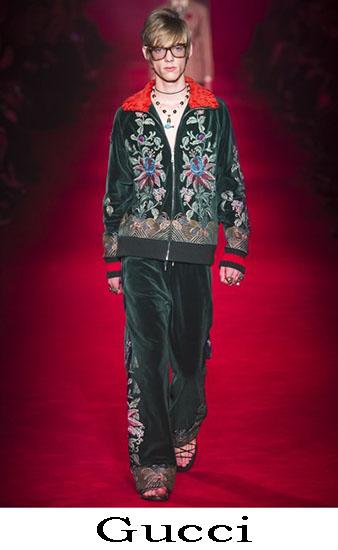 Gucci Autunno Inverno 2016 2017 Moda Uomo Look 35