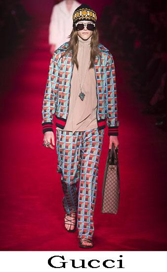 Gucci Autunno Inverno 2016 2017 Moda Uomo Look 37