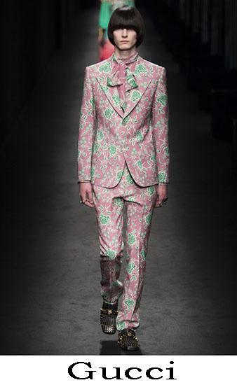 Gucci Autunno Inverno 2016 2017 Moda Uomo Look 38
